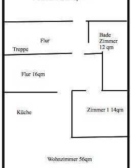 Schönes Zimmer in großer Wohnung nähe BHF HH-Schnelsen