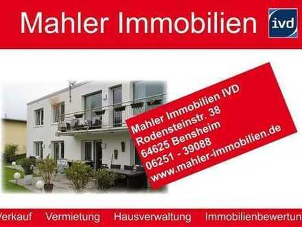 freistehendes Einfamilienhaus im Bungalowstil - Bensheim Hemsbergviertel