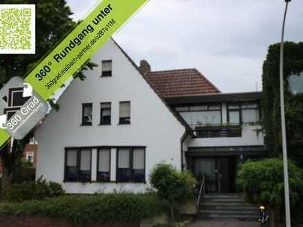 Stilvolles Mehrgenerationenhaus mit 3 Wohneinheiten , viel Charme und Platz, im Herzen von Emsdetten