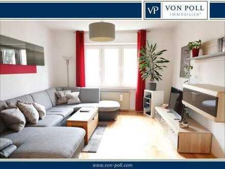 Moderne Drei-Zimmer-Wohnung mit Dachloggia