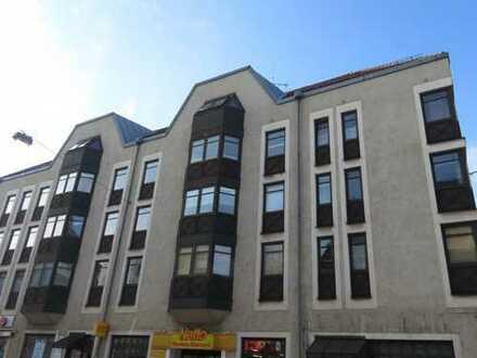 **Ideale Verkehrsanbindung**Top Praxis-/Büroräume im Wohn- und Geschäftshaus am Oberhauser Bahnhof**