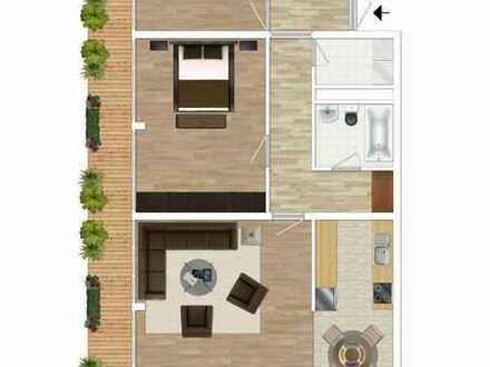 Begehrte 3-Zimmer-Wohnung inkl. Pkw-Stellplatz