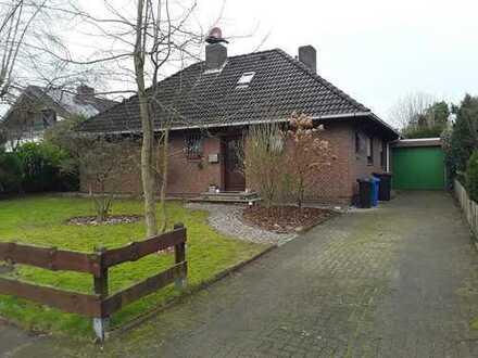 Großzügiger Bungalow mit 6 Zimmern und 173m² / 816m² in Loxstedt