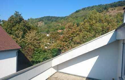 Bieterverfahren: sonnige DG-Wohnung mit schöner Dachterrasse&Balkon