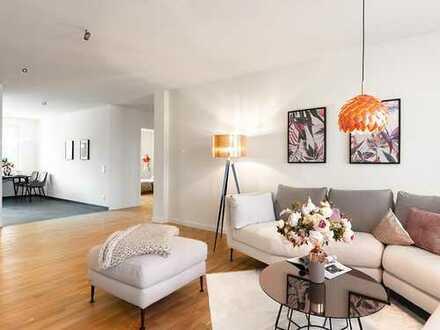 Perfekt geschnittene 4-Zimmer-Wohnung mit Balkon in familienfreundlicher Lage