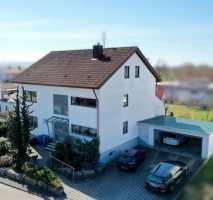 Helle, gepflegte 3,5 Zi.- Wohnung mit großem Balkon und Garage, ruhig am Stadtrand gelegen