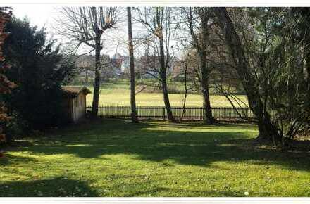 Vorbescheid genehmigt Neubau von 8 WE plus TG Bauträgergrundstück in Toplage von 82278 Althegnenb...