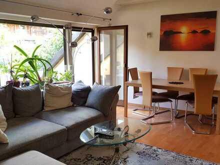 Zentraler geht nicht: 1,5-Zimmer-Maisonettewohnung in der Erlanger Innenstadt