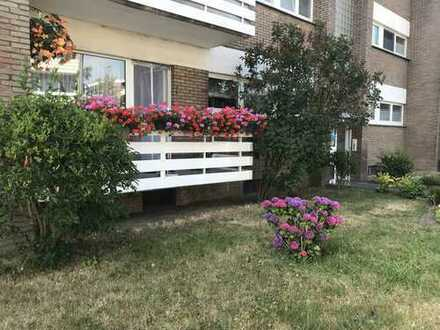 Sonnige 2-Zimmer-Wohnung mit Balkon in Willich