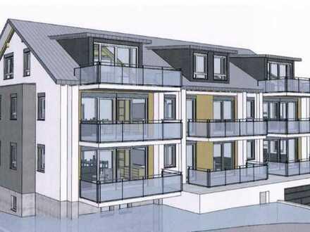 In Radolfzell am Bodensee: Gepflegte Wohnung mit dreieinhalb Zimmern und Balkon