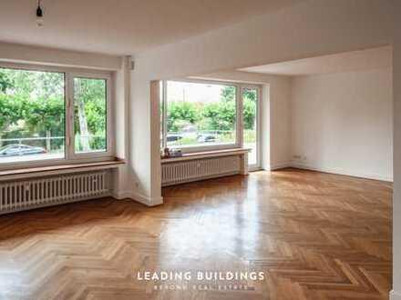 ***Rheinallee - Oberkassel*** Exklusive Wohnung mit EBK und 2 Balkonen