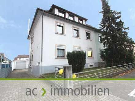 ac   3 Familienhaus mit großem Grundstück in ruhiger & zentraler Lage von Speyer