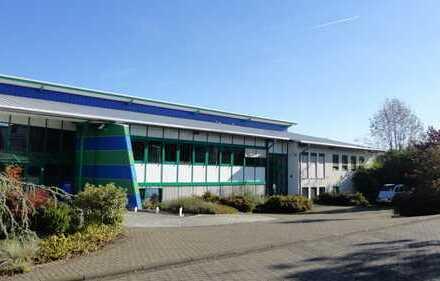 Moderne Industriehalle zu vermieten! Büroflächen optional verfügbar.
