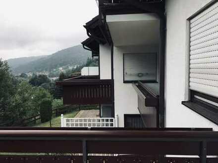 Sehr schöne Büro- oder Praxisräume m. 3 Balkonen und Einbauküche