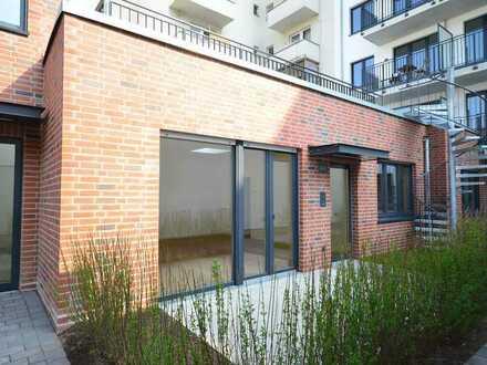 Chickes Loft-Haus mit 2 Terrassen im begrünten Innenhof