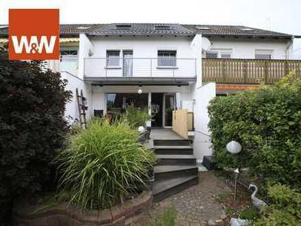 gesucht und gefunden - Ihr neues Zuhause Reihenmittelhaus mit großem Garten und Garage