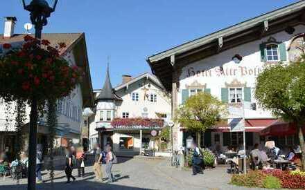 Attraktive Ladenfläche/Bürofläche mit viel Flair zentral in Oberammergau