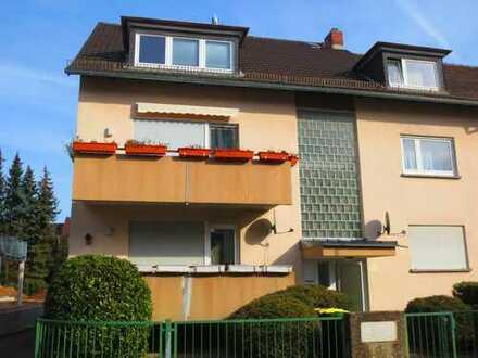 Ruhige zentrale 2 Zimmer-Wohnung mit Balkon für 1 Person