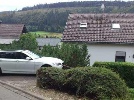 1-Raum-Wohnung mit Balkon und Einbauküche Winterberg im Heidedorf