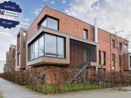 Elegante, familiengerechte Maisonette-Wohnung in Ohlsdorf!