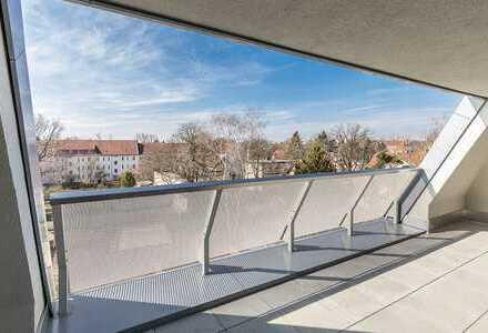Provisionsfrei, bezugsfertig - Hervorragende Maisonettewohnung mit zwei Dachterrassen