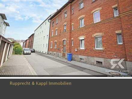 Modernisierte 2-Zimmerwohnung zur Eigennutzung oder Vermietung im Herzen Weidens!