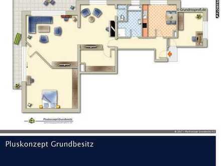 Moderne Wohnung mit großer Terrasse!