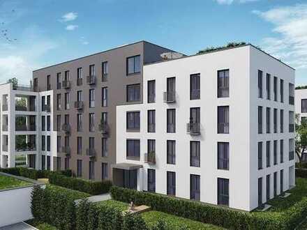 ELEGANZ, ENTSCHLEUNIGUNG, ENTSPANNUNG! Wunderschöne 4-Zimmer-Erdgeschosswohnung mit Wintergarten