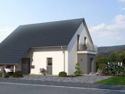 Sehr schönes Einfamilienhaus auf großem Grundstück !