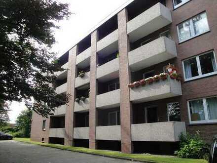 Gepflegte Kapitalanlage in Nadorst! 1-Zimmer-Wohnung mit PKW-Stellplatz, Balkon und EBK!