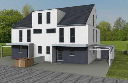 Exclusive Doppelhaushälften in zentraler Lage auf real vorhandenem Grundstück