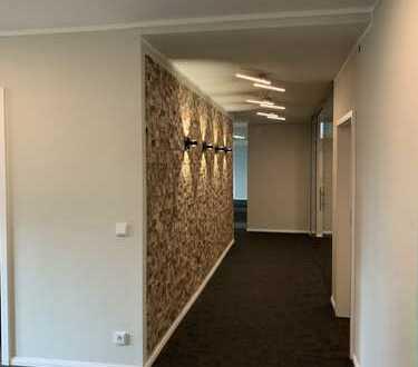KERNSANIERUNG - Büro mit Wohncharakter, Küche & Loggia im Herzen von Hanau