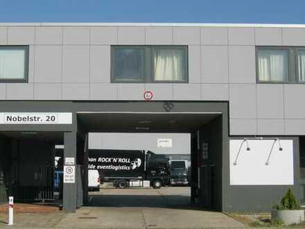 Hallen-/Gewerbe-/Produktion-/Lagerflächen mit einer Gesamtgröße von ca. 1.766 m² in Berlin Neukölln