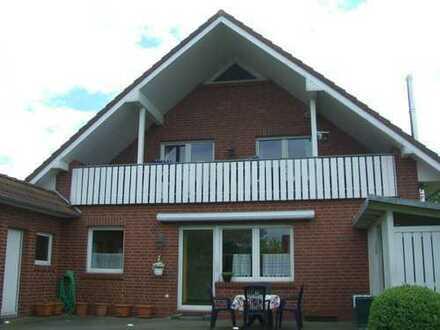3-Zimmer-Dachgeschosswohnung mit Loggia und Einbauküche in Dötlingen/Aschenstedt