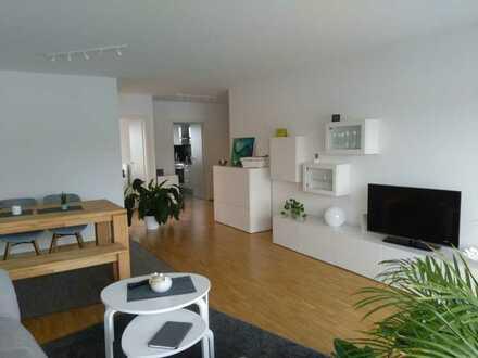 wunderschöne 3,5 Zimmer Wohnung mit Balkon und Tiefgarage