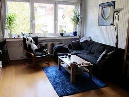 Helle, ruhige 2-Zi.-Wohnung mit Balkon - Nähe Lessingplatz - D-Oberbilk