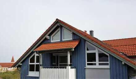 Gepflegte 2,5-Zimmer-Maisonette-Wohnung mit Balkon und EBK in Aalen-Unterkochen