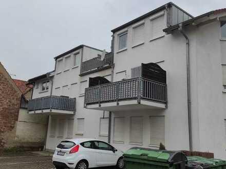 2-Zimmer-Wohnung mit Balkon in Remchingen Darmsbach