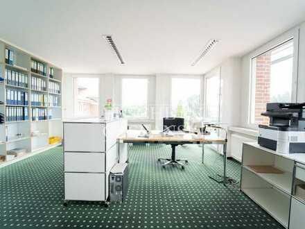 Hansestraße || 200 m² Service-Büro || Voll eingerichtet || Ehem. Kanzlei || teilweise Glaswände