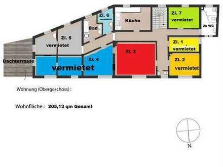 Schönes großes Zimmer in WG befristet im Zentrum Starnbergs ab sofort