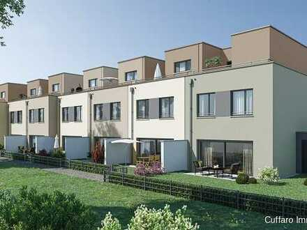 ERSTBEZUG! Modernes Reihen-Endhaus mit Einzelgarage in zentraler Lage von Linkenheim-Hoch.