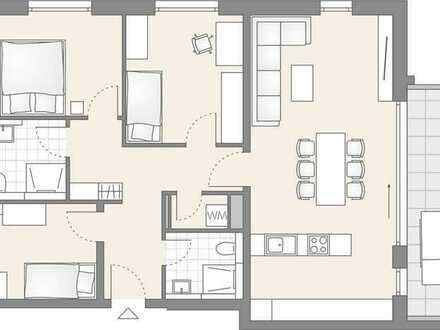 Tolle 4-Zimmer Wohnung im 1. OG (403)