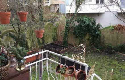 2-Zimmer-EG-Wohnung mit Balkon & eigenem Garten in Aachen
