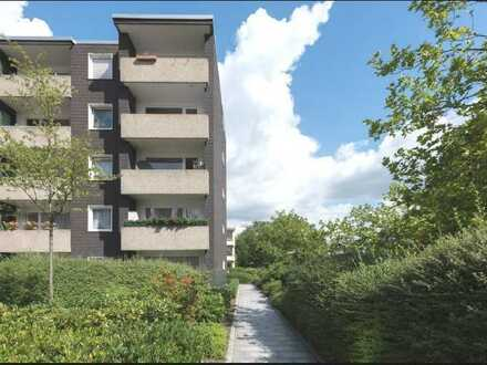 Helle, neu renovierte 3-Zimmer Wohnung mit Balkon in ruhiger Wohnlage