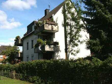 2-Zimmer-Wohnung mit Balkon in Rheine - links der Ems