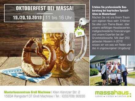 19./20.10. Oktoberfest bei massa! 11- 16 Uhr