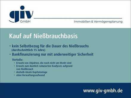 Kapitalanleger aufgepasst! Kauf auf Nießbrauchbasis:  ETW in Ludwigshafen am Bodensee