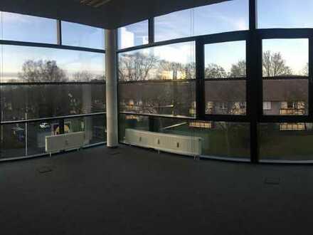 Moderne lichtdurchflutete Bürofläche im 4Haus