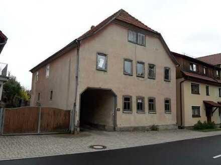 Haus mit Grundstück in Schmalkalden-Meiningen (Kreis), Grabfeld