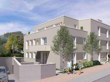 ETW 4 * Kfw 55 - Neubauwohnung, 1-Zi.-Wohnung mit Terrasse + 18.000 € Zuschuss vom Staat